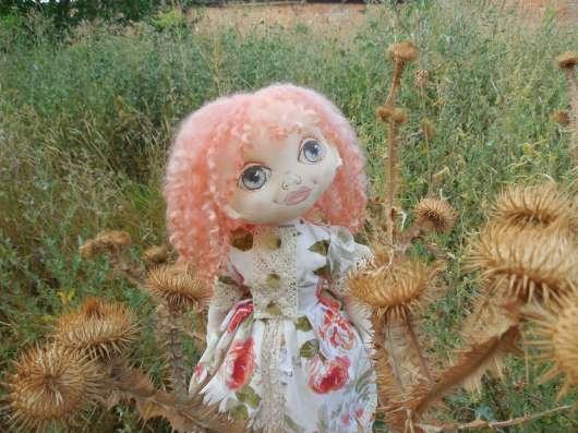 Кукла текстильная Рыжик в Ейске Фото 1