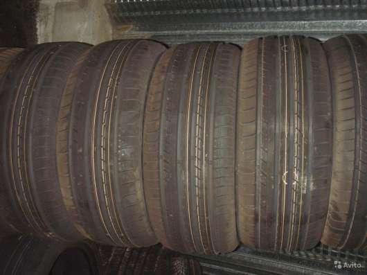 Новые Dunlop 225/45 R18 SP Sport Maxx и 255/35r18