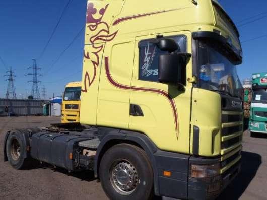 Скания R420 2004г.в.