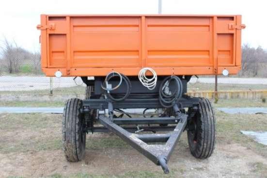 Прицеп тракторный самосвальный 2ПТС-4 в г. Запорожье Фото 3