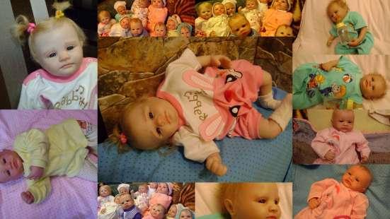 Куклы дети Куклы реборн в Красноярске Фото 4