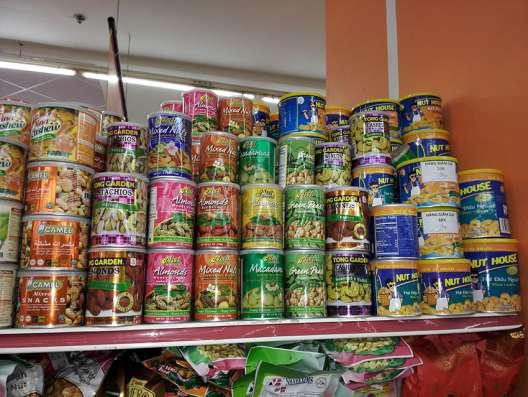 Орехи и семена из Вьетнама (кешью, арахис, кунжут, и др) в Москве Фото 3