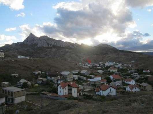 Земельный участок под заповедником Карадаг в г. Феодосия Фото 5