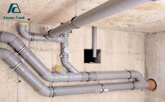 Системы водоснабжения и водоотведения