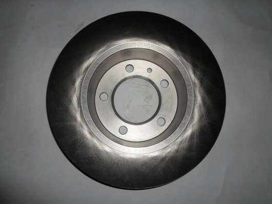 Тормозной диск, задний. Opel Movano, Renault Master в г. Ковель Фото 2