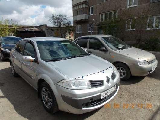 Продам автомобиль рено меган 2, 2006 года