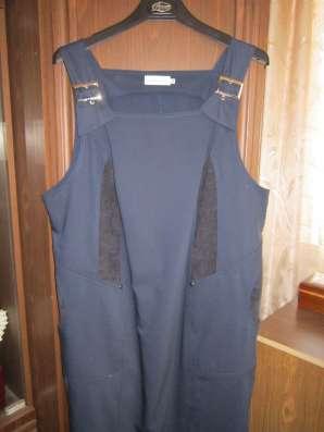 Сарафан с блузкой