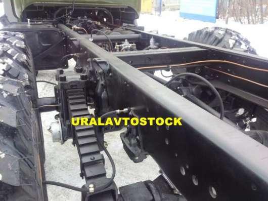 Шасси Урал 4320 с ДВС -238М2 в Перми Фото 3