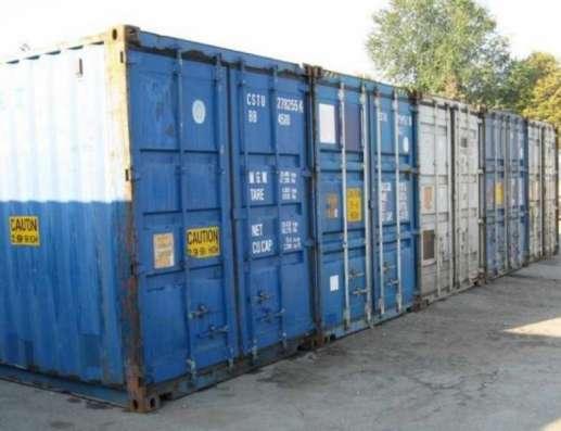 Аренда под склад контейнер 35 м2. в г. Щелково Фото 4