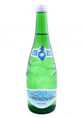"""Вода """"Серноводская"""" горная 0,5 газ."""