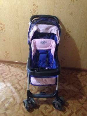 Продаю летнюю коляску в Челябинске Фото 4