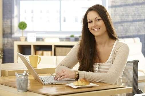 Требуется удалённый работник на сайте (на дому)