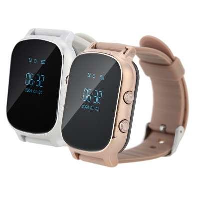 Детские умные часы-телефон с функцией GPS!