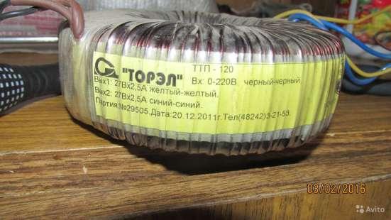 Трансформатор ттп-120