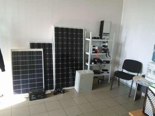 Солнечные батареи по низким ценам
