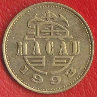 Макао Аомынь 50 авос 1993 г в Орле Фото 1