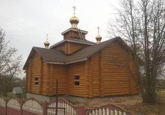Строительство православных Храмов в Москве Фото 1