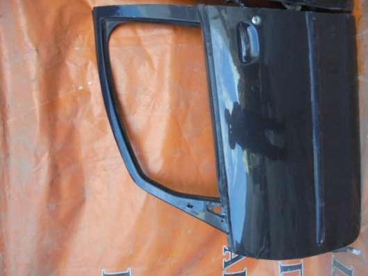митсубиси кольт 2006 дверы передний левый всборе