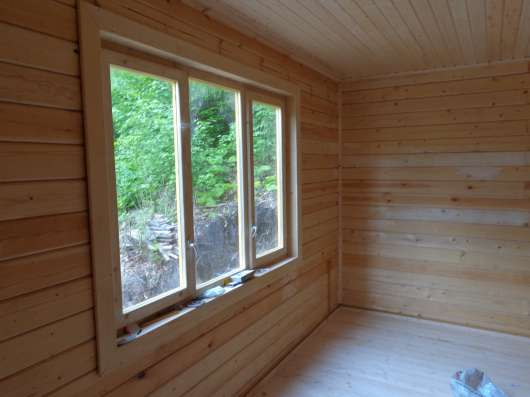Двухэтажный деревянный дом в Туапсе Фото 1