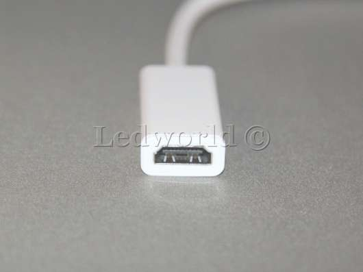 Переходник Mini DisplayPort - hdmi для Mac в Москве Фото 2