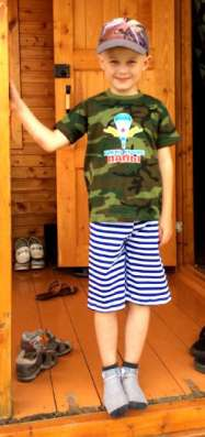 Стильные Детские футболки, майки, шорты в Москве Фото 1