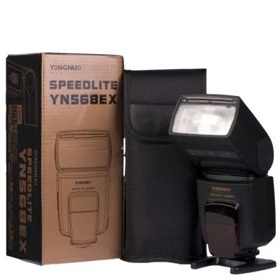 Продается вспышка YongNuo YN-568EX II Speedlite for Canon