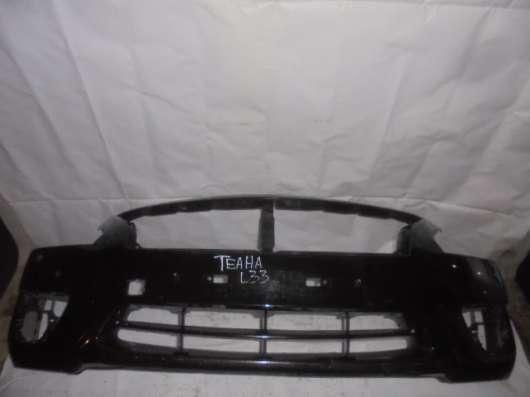 Бампер передний Nissan Teana