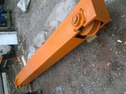 Для кран балки опорные (концевые) телеги до 5 тонн в г. Самара Фото 1