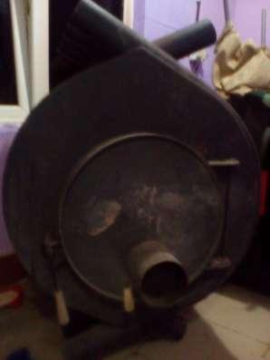 Булерьянова печь, б/у два месяца(февраль, март) в г. Сибай Фото 2