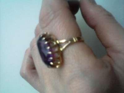Набор перстень р17 и серьги 583 пробы