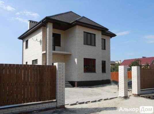 Строительство частных домов в Ростове-на-Дону Фото 5