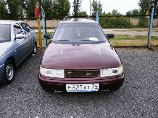 Продажа авто, ВАЗ (Lada), 2111, Механика с пробегом 96000 км, в Волжский Фото 2