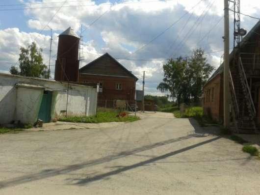 Действующий кирпичный завод в Новосибирске. 18млн.шт в год