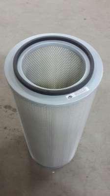 Сменный фильтр для дробеметного, пескоструйного оборудования
