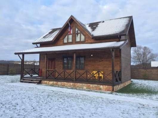 Продается: дом 130 кв.м. на участке 10 сот