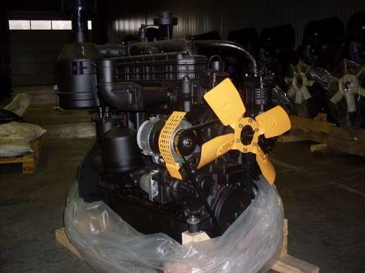Двигатель Д-240/243 для трактора МТЗ после кап. ремонта