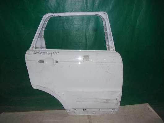 Дверь Land Rover Sport L494 белая бу