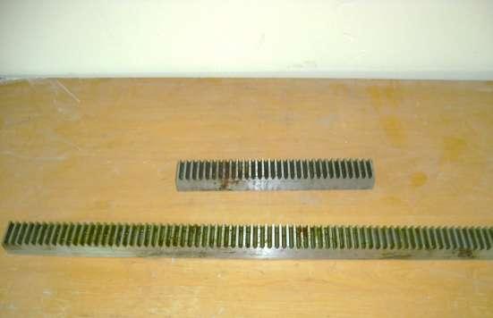 Рейки зубчатые к станку 1К62