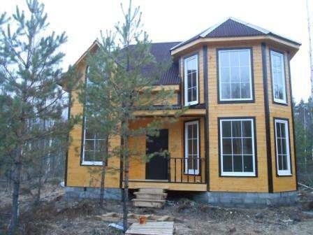 Продажа: дом 135 м2 на участке 7 сот