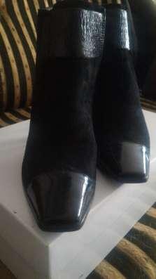 Обувь, натуральная