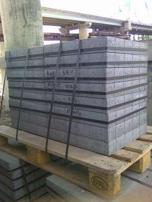 Плита тротуарная бетонная (брусчатка) в Тюмени Фото 5