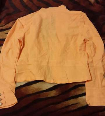 Пиджак лен+вискоза