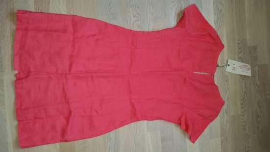 Платье новое (лен)