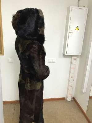 Дубленка из меха пони, Andorra Pelle Collection