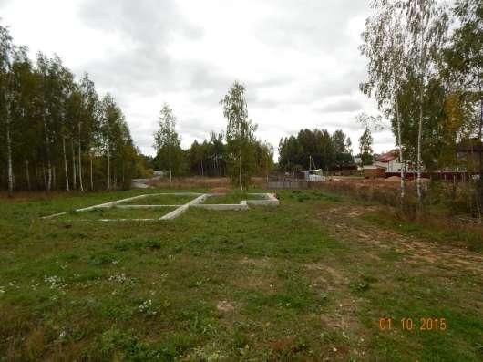 Зем. участок 14 соток, с фундаментом, коммуник. по границе в Смоленске Фото 5