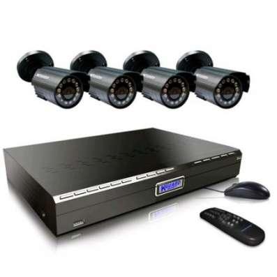 Видеонаблюдение охранные сигнализации, монтаж.