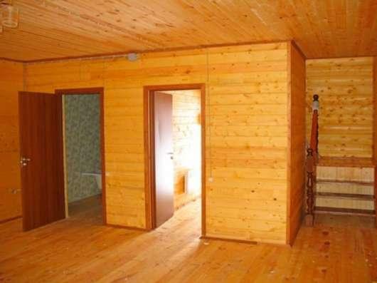 Продается 2- этажный дом в черте г. Яхрома ул. Поселковая Фото 3