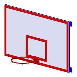 Щит баскетбольный в ассортименте