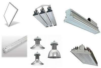Светодиодные светильники ТехноМаркет