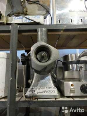 торговое оборудование Мясорубка электрическая Т